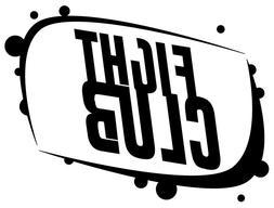Vinyl Decal Truck Car Sticker Laptop - Movies Fight Club Log