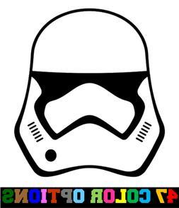 Vinyl Decal Truck Car Sticker Laptop - Star Wars Empire Sith