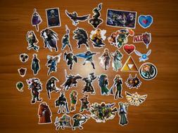 Vinyl Legend Of Zelda Stickers Decal For Cellphone Laptop Lu