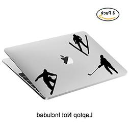 GameXcel Vinyl Stickers - Macbook Pro Decal - Skins for Yeti