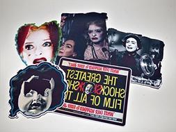 WHATEVER HAPPENED TO BABY JANE Die Cut Vinyl Stickers Decals