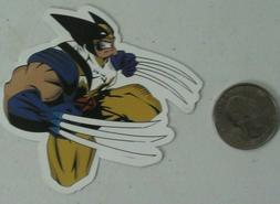 X-men sticker  wolverine marvel comics skate cell laptop bum
