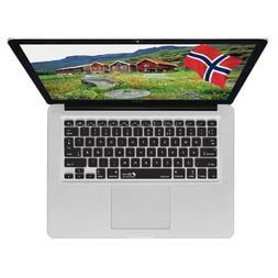 Y Norwegian Keyboard Cover for MacBook  - ISO QWERTZ
