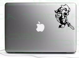 Zelda Cute Chibi Link Vinyl Decal Sticker for Car/Laptop/Con