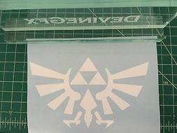 Zelda Link Nintendo Sticker Vinyl Window Car Laptop JDM raci
