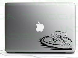 Zelda Link Vinyl Decal Sticker for Car/Laptop/Consoles