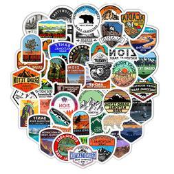 Zoo National Park Sticker Bomb Travel Stickers Laptop Mac Ph